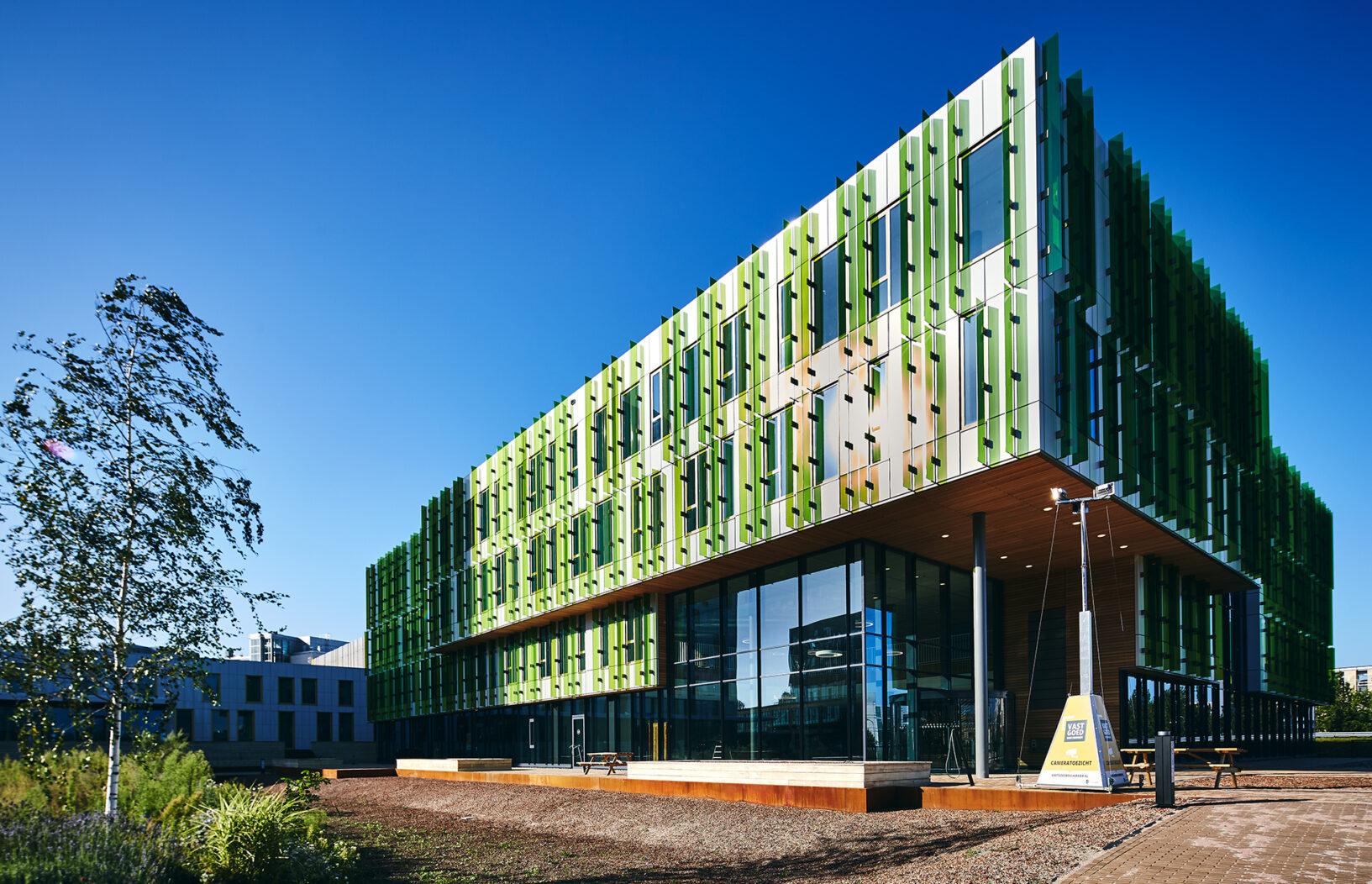 Design: William McDonough + Partners and N3O architecten
